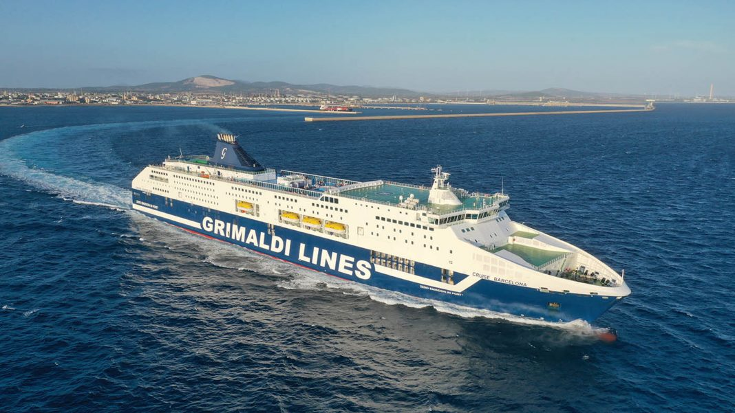 Grimaldi Lines Cruise