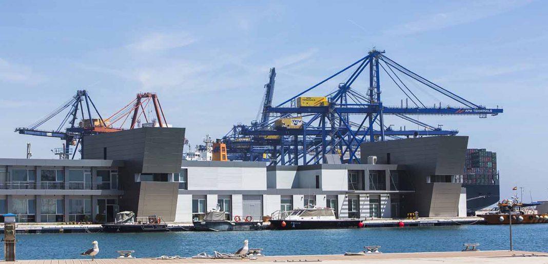 Terminal puerto de Valencia