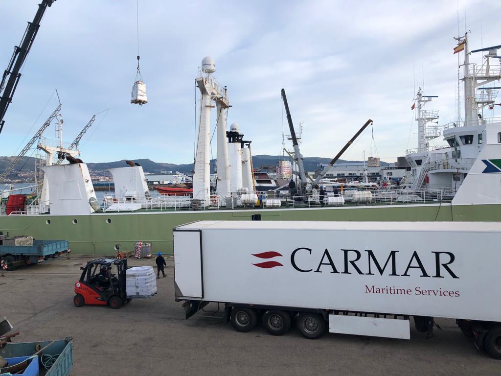 carmar puerto de algeciras