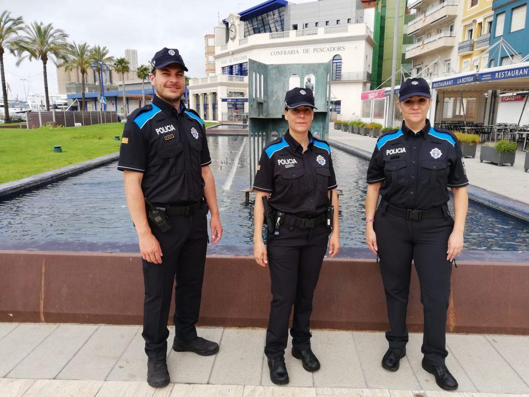 policia portuaria tarragona