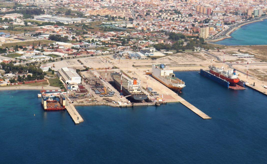 puerto de algeciras campamento min