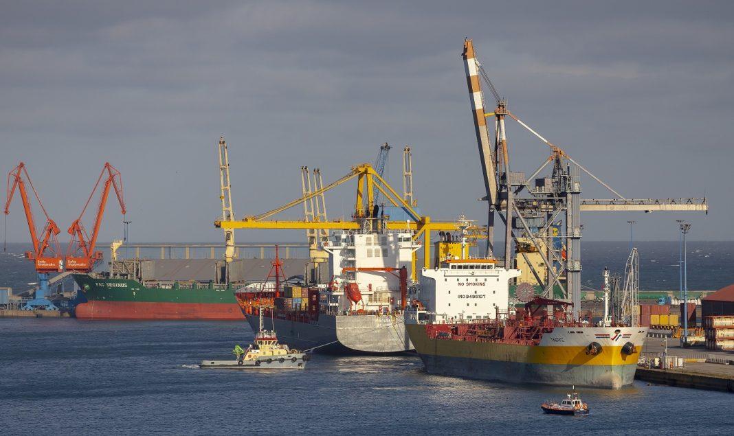 trafico puertos españoles