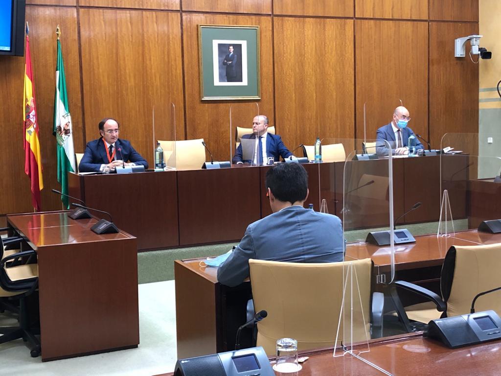 Gerardo Landaluce Parlamento Andalucía