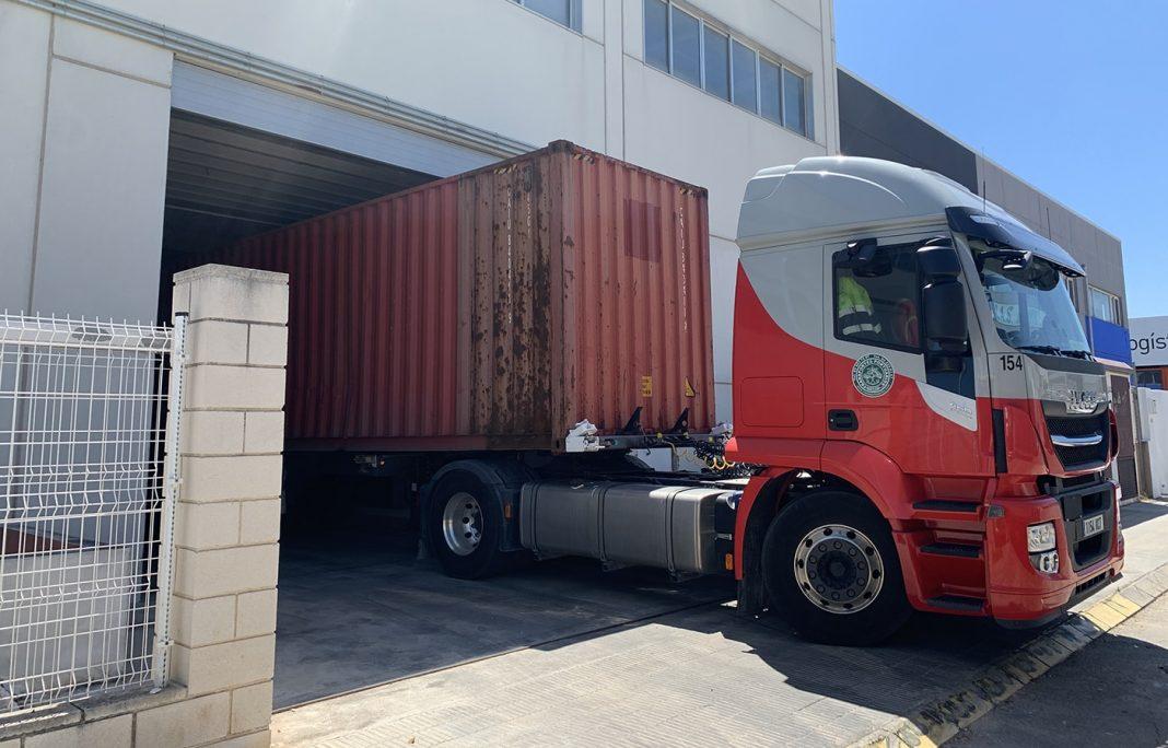 Transportes Portuarios Valencia1 min