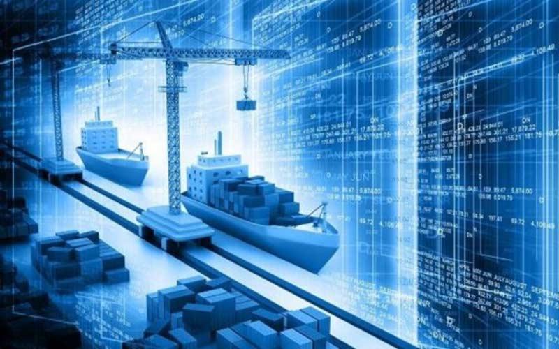 digitalizacion de los puertos