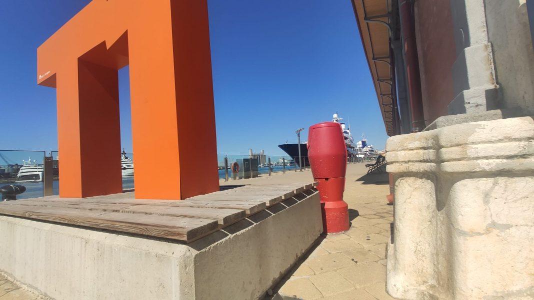 hidrante puerto de tarragona