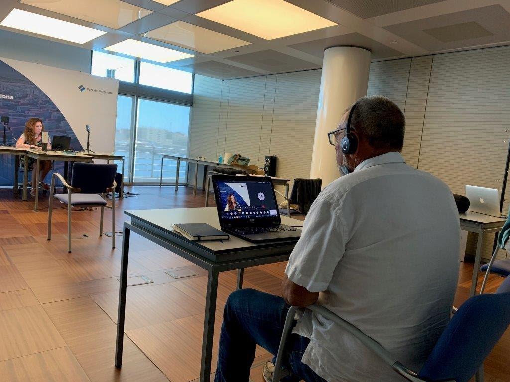 puerto de barcelona aula virtual