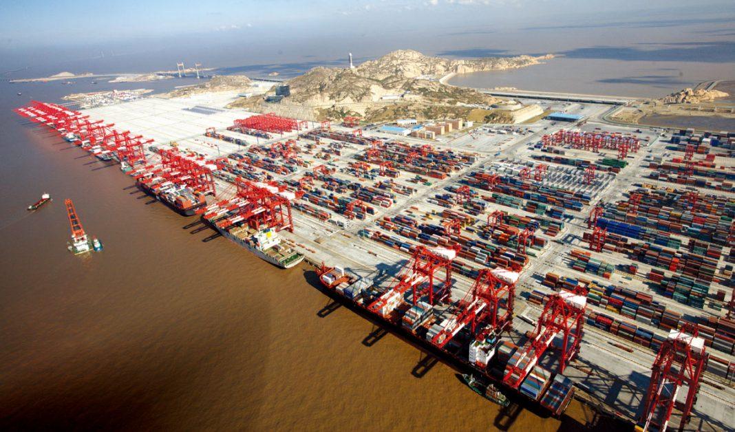 puerto de shanghai1