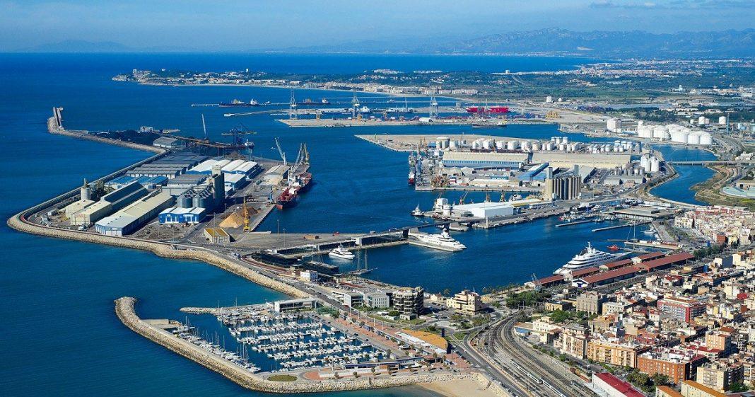 puerto de tarragona0