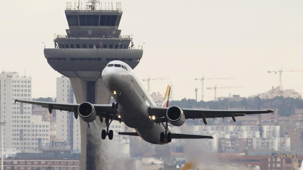 recuperacion progresiva del trafico aereo