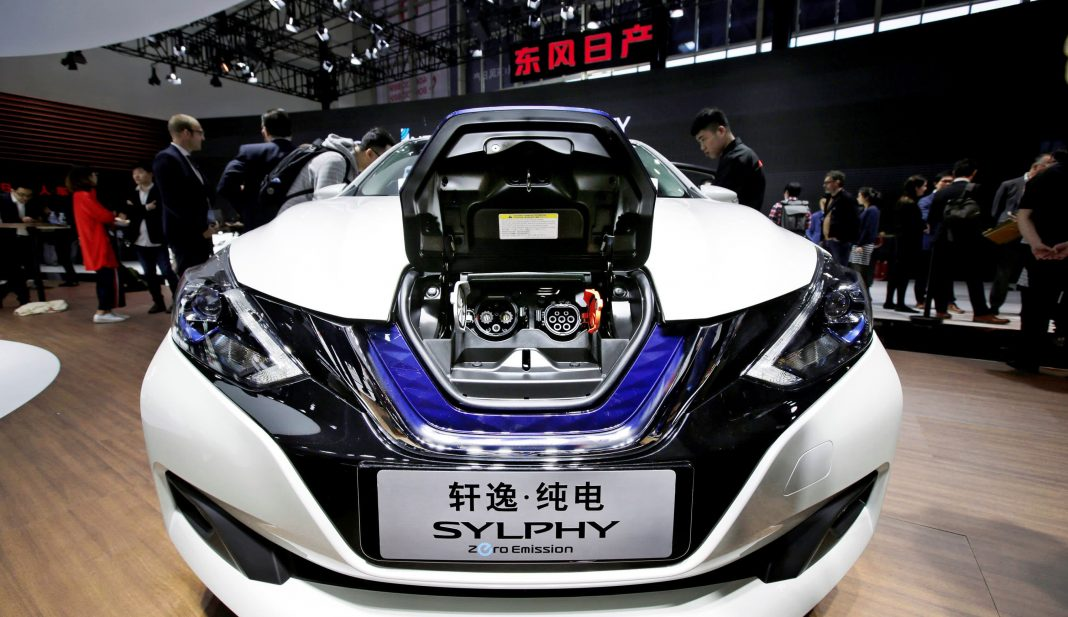 coches electricos japon min