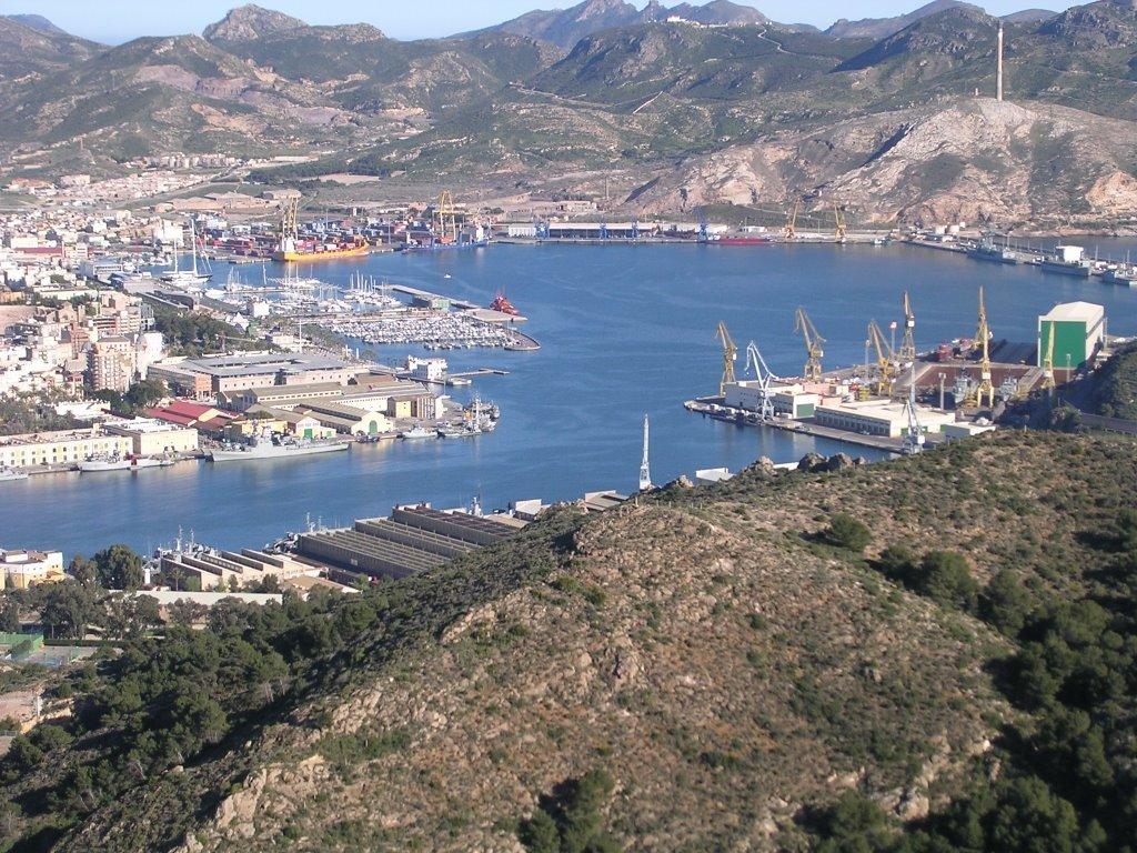 puerto de cartagena certificado covid1
