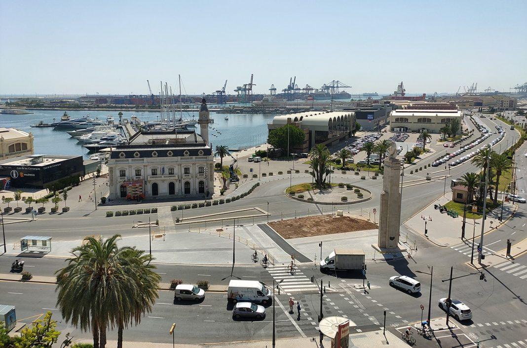 Puerto Valencia 3 min