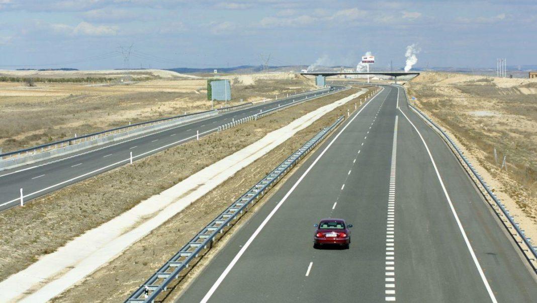 autopista radial madrid