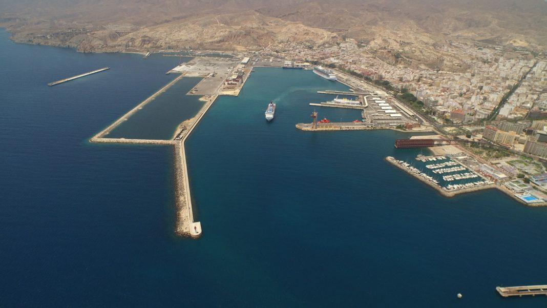 dique exterior puerto de valencia