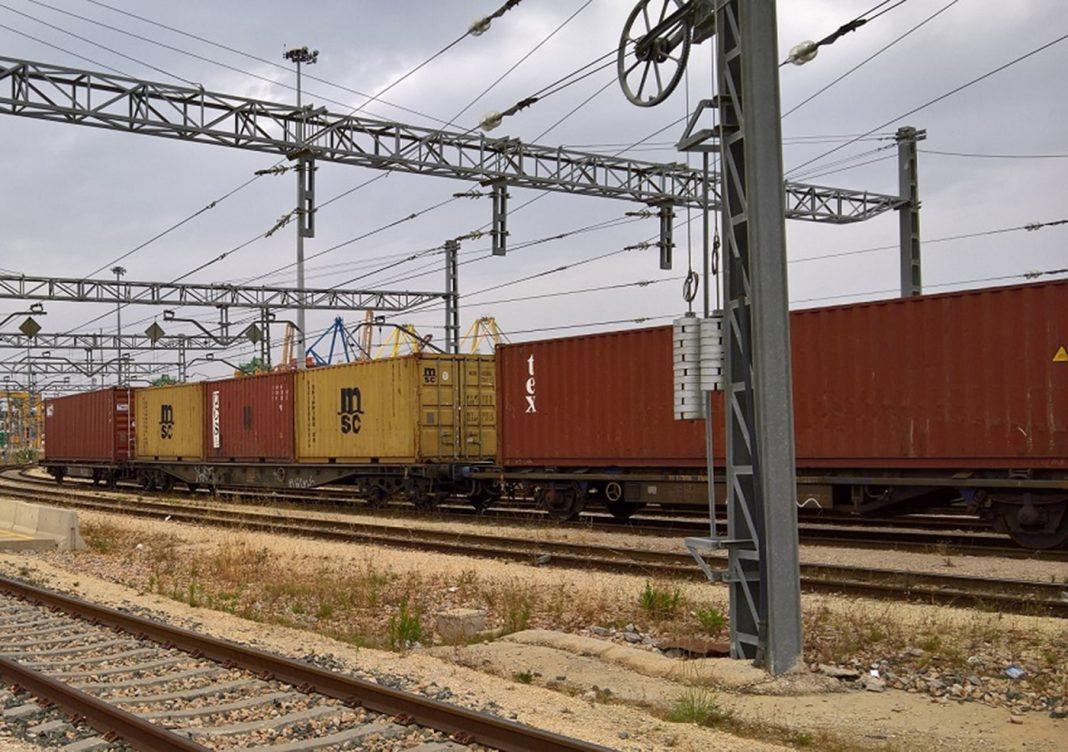 ferrocarril puerto de valencia