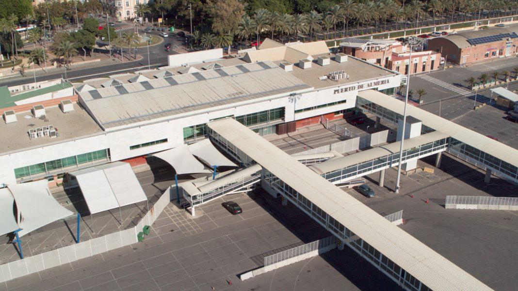 planta solar fotovoltaica puerto de almeria