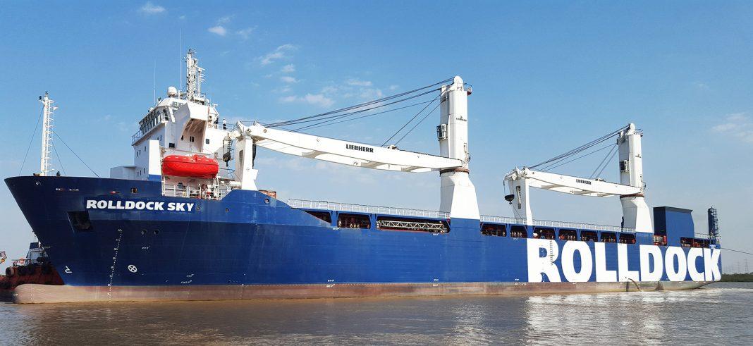 rolldock carga pesada