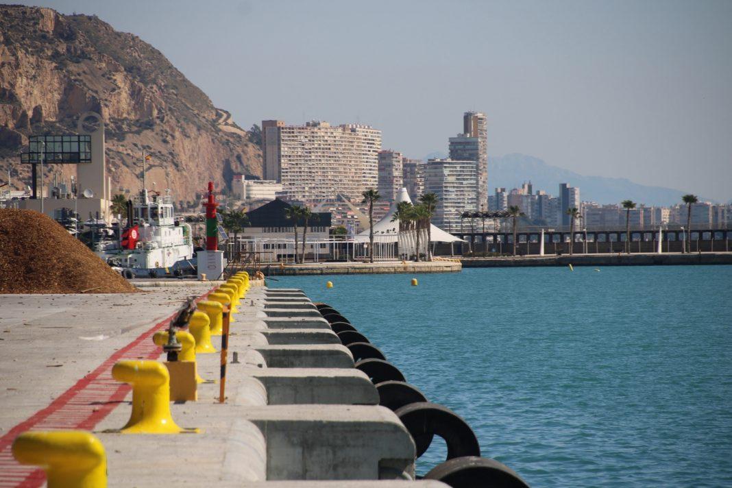 Puerto Alicante min 1