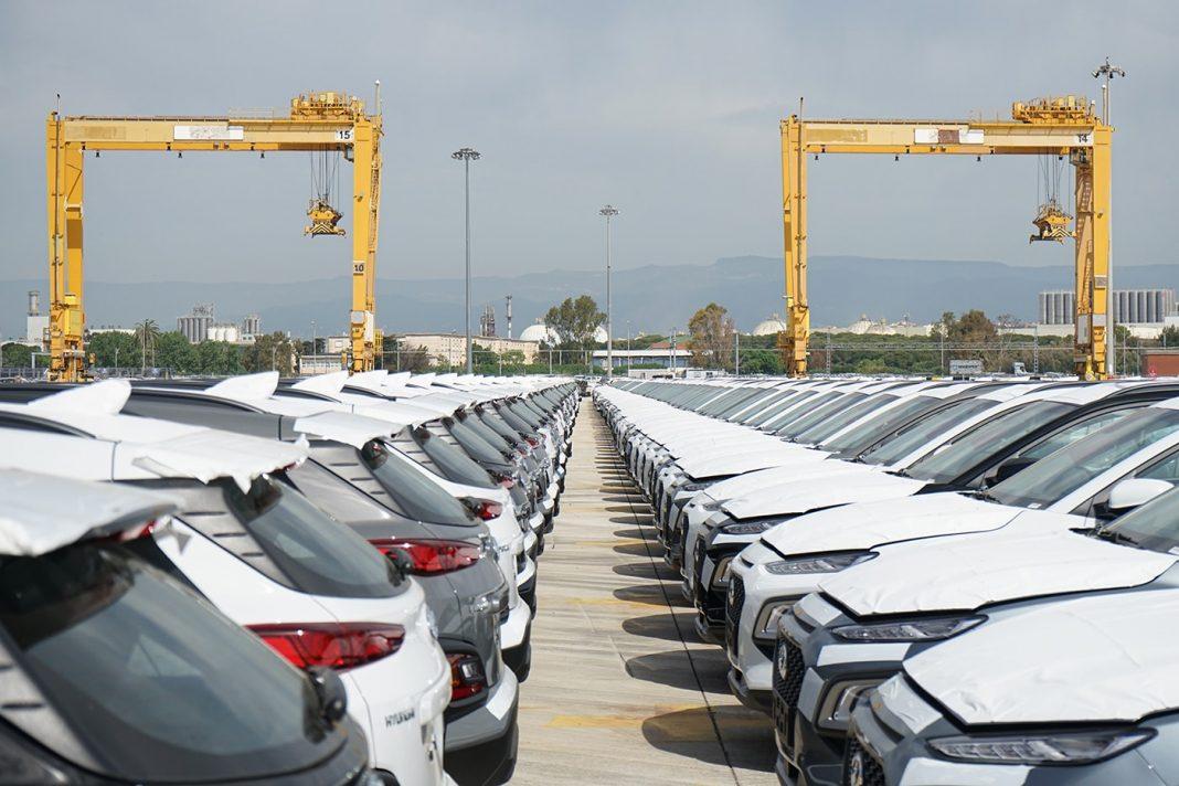puerto de tarragona trafico vehiculos min