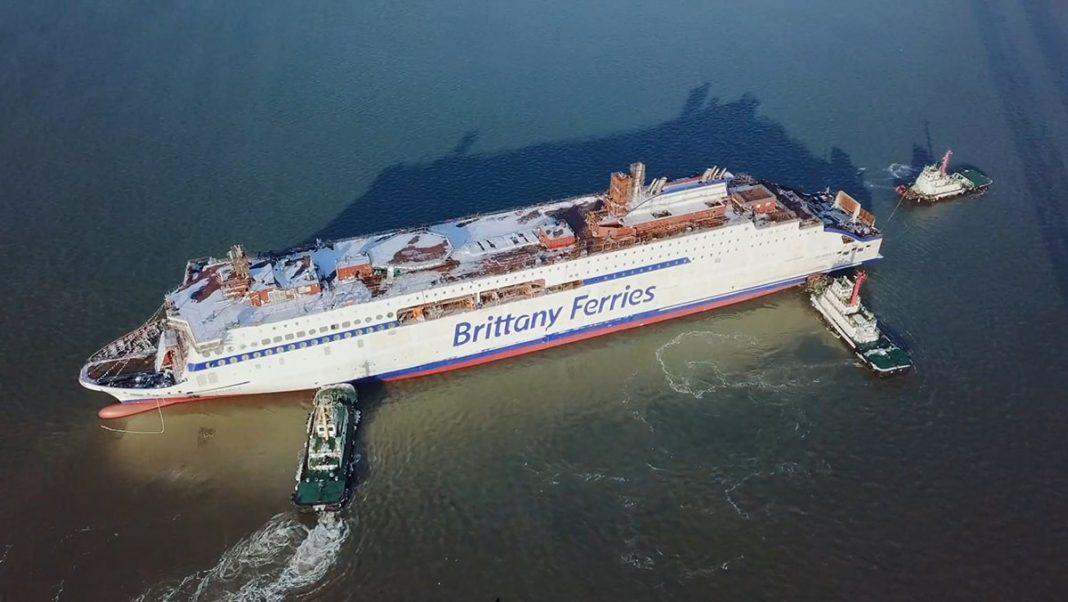 santander reino unido ferry