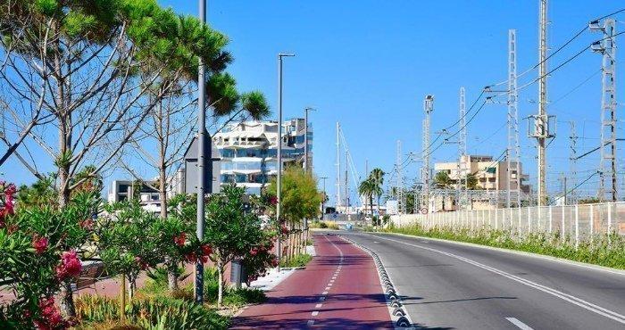 El puerto de Tarragona encara la recta final de la construcción del edificio institucional con el proyecto de urbanización
