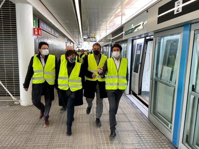 metro en zona franca