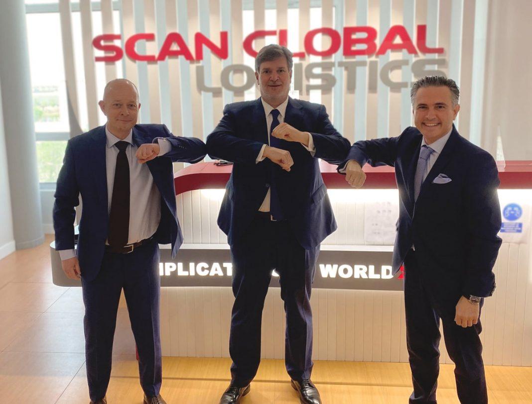 Scan Global Logistics compra el Grupo Contenosa