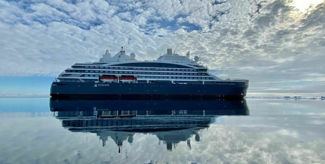 crucero híbrido de exploración polar
