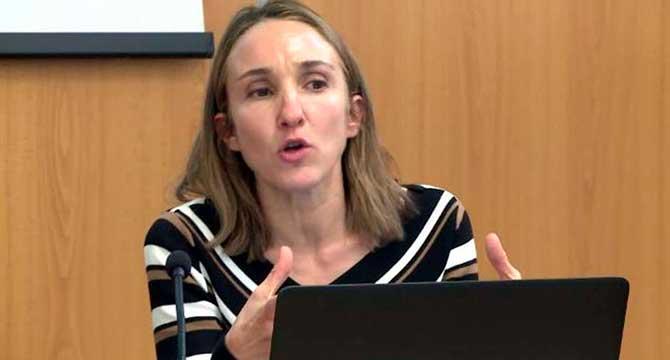 Montserrat Rallo ha sido nombrada nueva directora general de Planificación, Estrategia y Proyectos de Adif