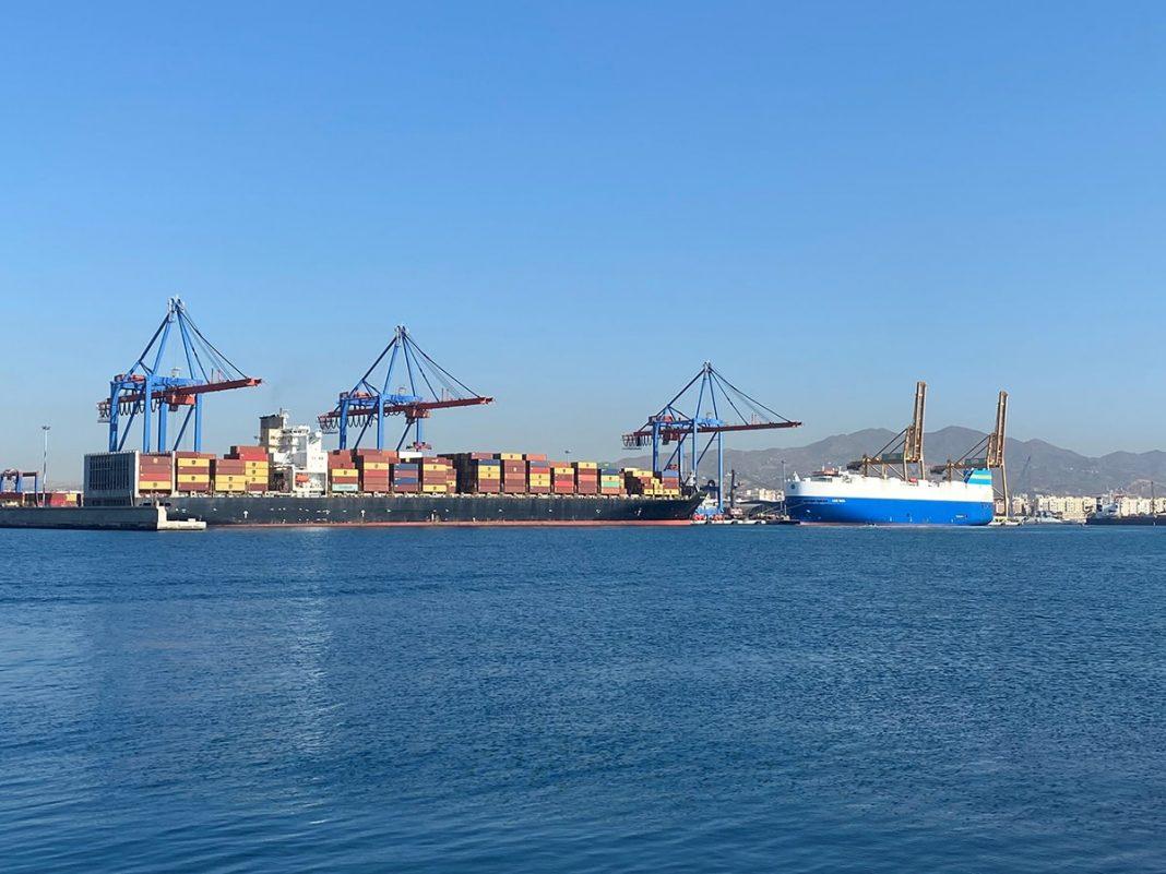 puerto de malaga min